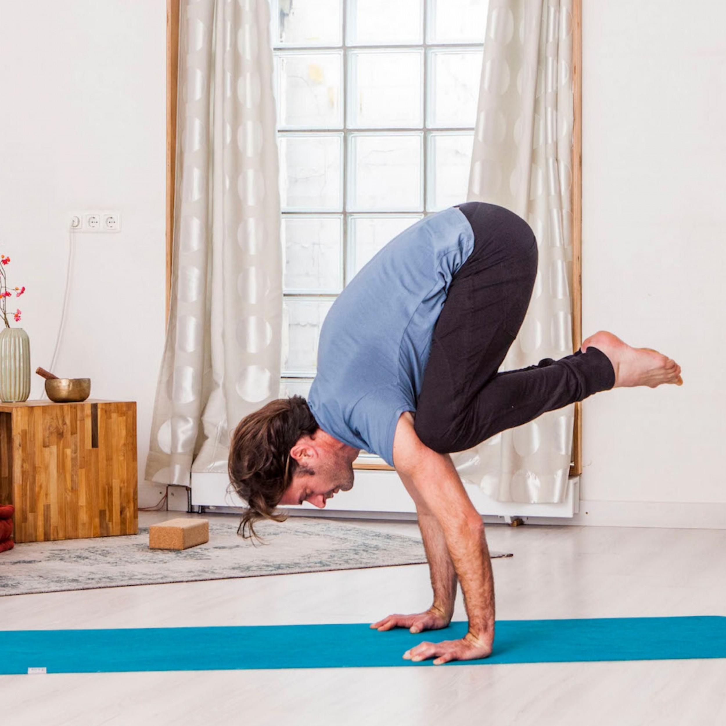 Find your Yoga Rhythm - Energizing classes