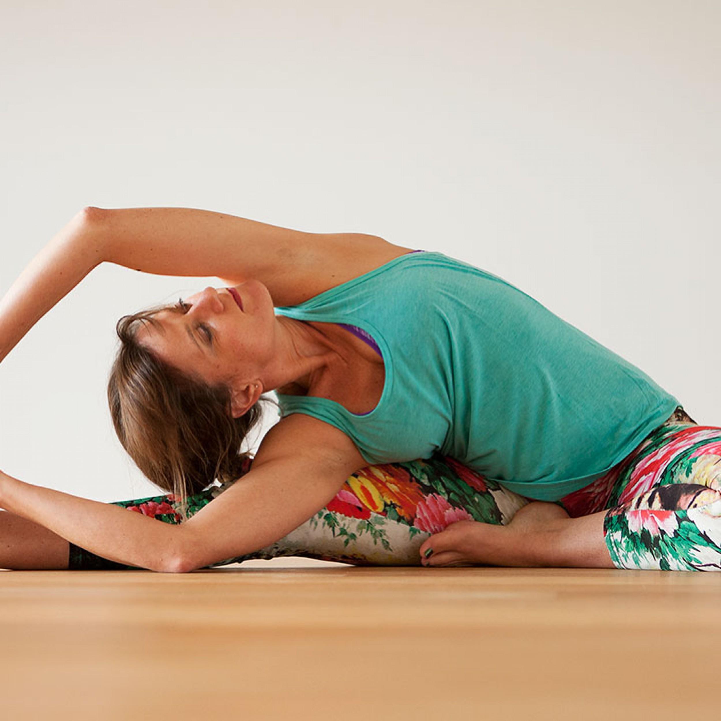 Health Boosting Yoga