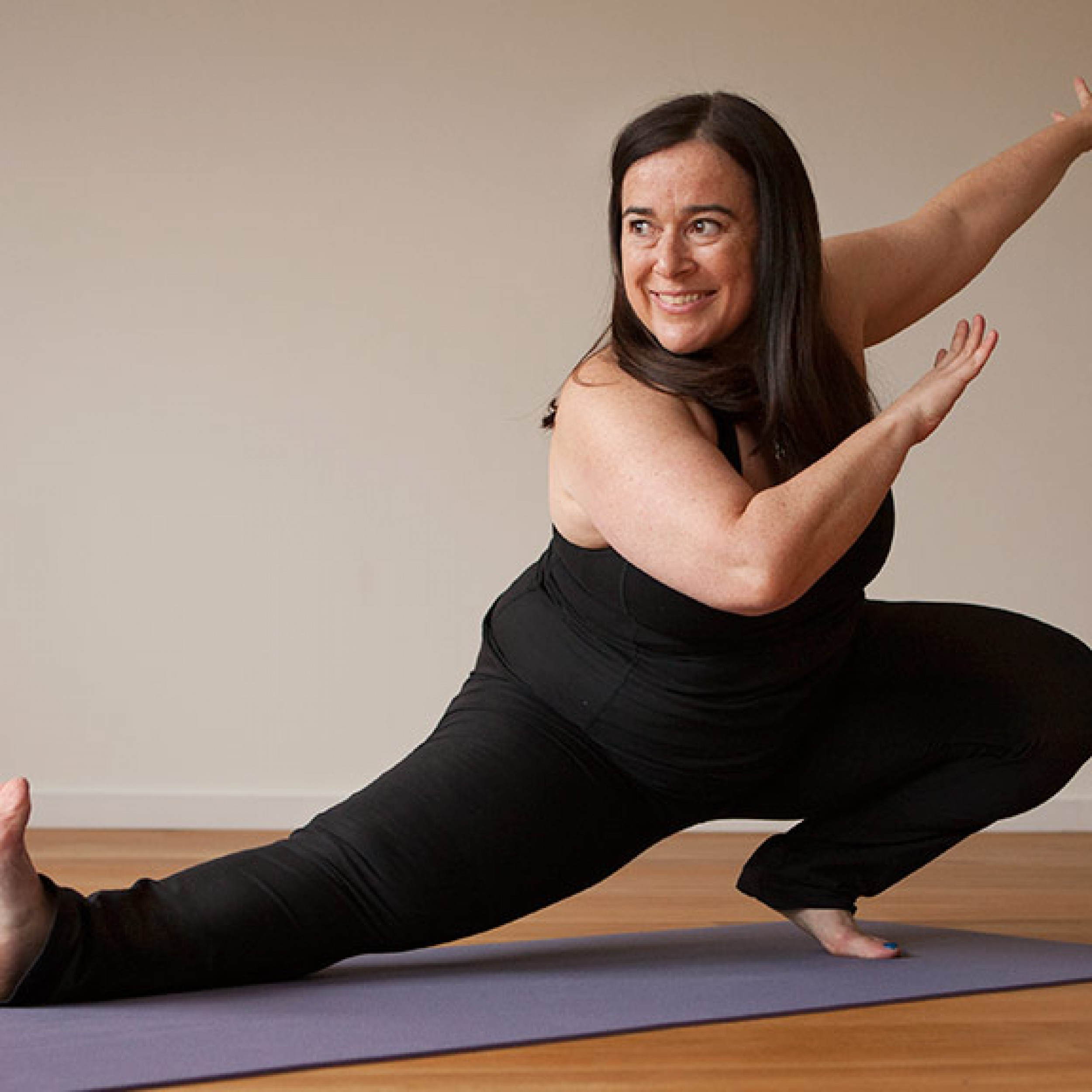 The Yoga Warrior